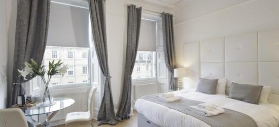 Edimburgo: pernottamento in Standard o Deluxe Queen Suite per 2 persone all'hotel Hanover 71 Suites