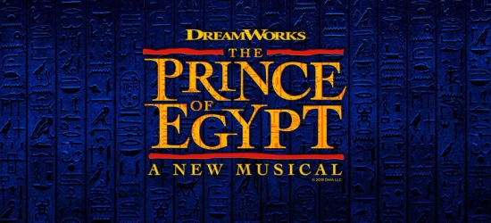 3* or 4* London Stay, Breakfast & The Prince of Egypt West End Show