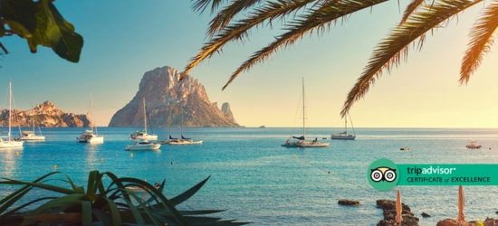 4* Ibiza Beach Escape  - Choice of 2 Luxury Resorts!