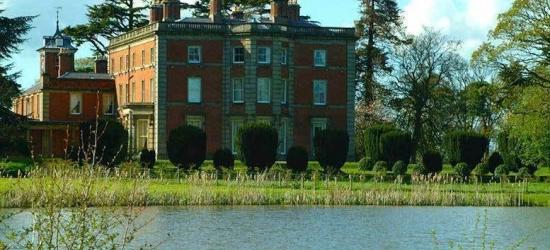 2nt Shropshire Fishing Break for 2 or 4 @ Netley Hall Estate