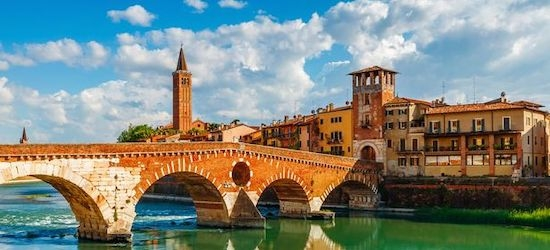 4* Verona: 2 nights + flights