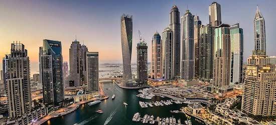 5* Dubai: 3 nights + flights