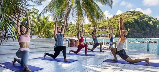 Win an all-inclusive five-star wellness holiday in St Lucia