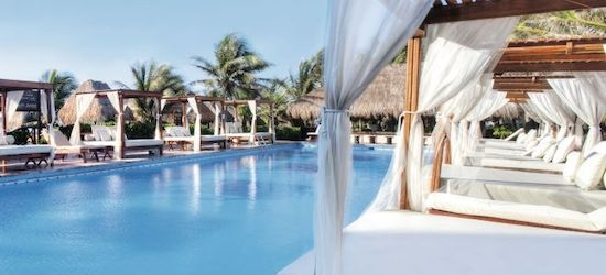 5* all-inclusive Riviera Maya getaway w/flights