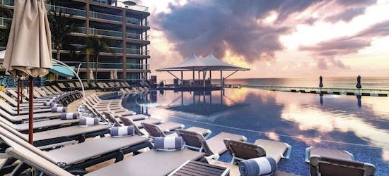 5* all-inclusive Cancun getaway w/flights