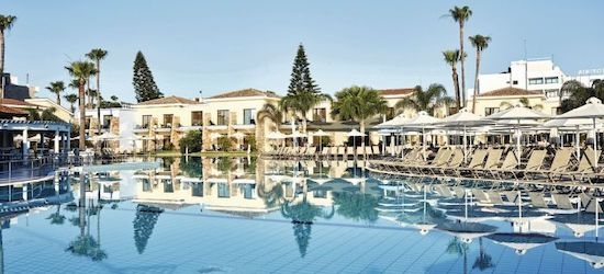 5* luxury all-inclusive Cyprus escape w/flights