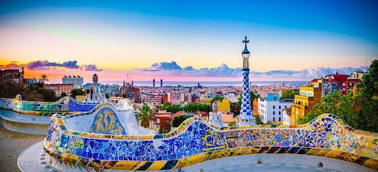 4* Barcelona: 2 nights + flights