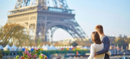 4* Paris: 2 nights + flights