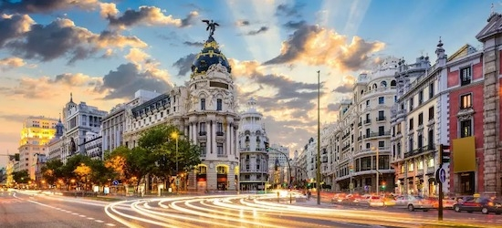 4* Madrid: 2 nights + flights