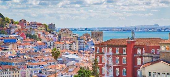 4* Lisbon: 2 nights + flights