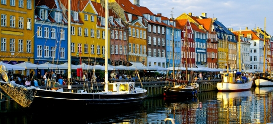 Win one of three short breaks for two in Copenhagen