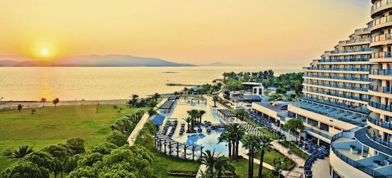 4* all-inclusive Bodrum break w/flights