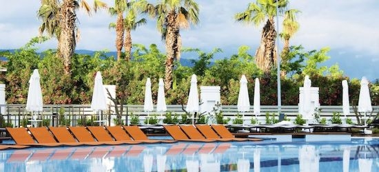 4* all-inclusive Turkey escape w/flights