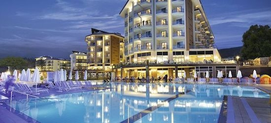 4* all-inclusive Turkey getaway w/flights