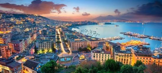 4* Naples: 3 nights + flights