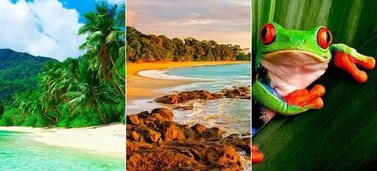 Costa Rica: Pura Vida & Natural Paradise
