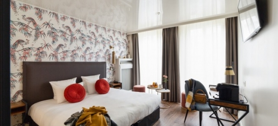 Based on 2 people per night | Modern Paris pad in a fashionable city district, Hotel Moris Grands Boulevards, France