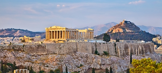 Based on 2 people per night   Brand-new Athens pad near the city's famous sights, Heritage Hill Hotel, Greece