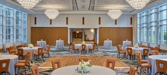 $ Based on 2 people per night | Luxurious 5* hotel in downtown Miami's Brickell, Conrad Miami, Florida