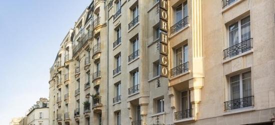 $ Based on 2 people per night | Elegant Paris hotel near the sights, Hôtel Victor Hugo Paris Kléber, France