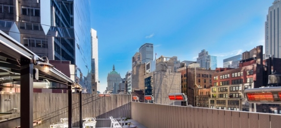 Based on 2 people per night | Modern NYC hotel in the heart of Times Square, The Hotel at Times Square, Midtown