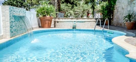 Based on 2 people per night   Tranquil Croatia hotel close to the beach, Hotel Villa Adriatica Island Brač, Supetar