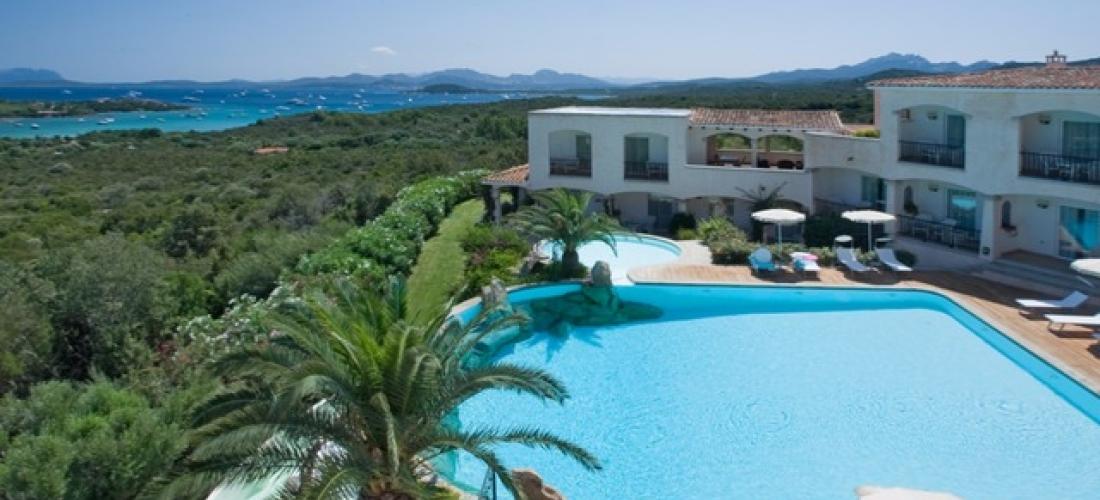 €53 per persona a per notte | Hotel Petra Bianca, Cala di Volpe, Sardegna