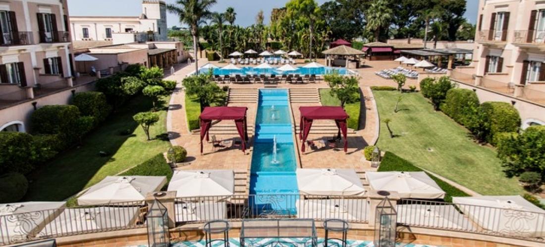 €57 per persona a per notte | Giardino di Costanza Resort, Mazara del Vallo, Sicilia