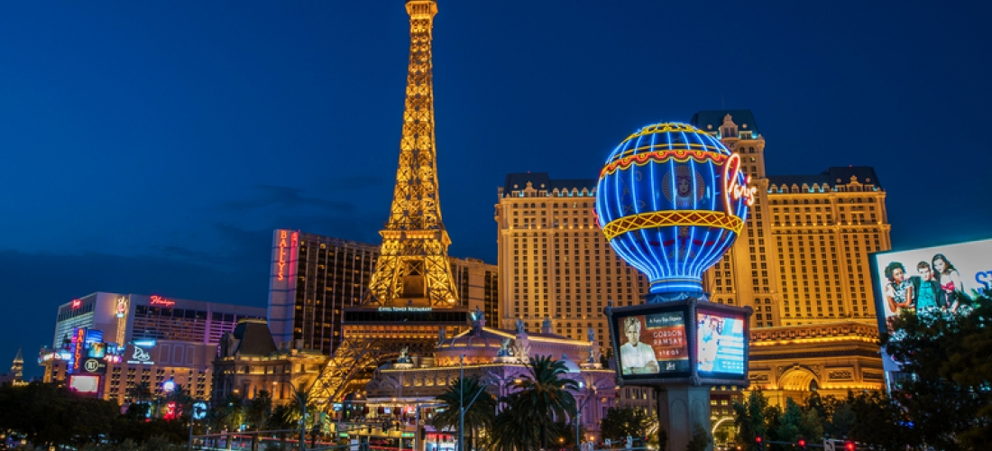 4* Las Vegas City Escape  - Optional Casino Games Tour!