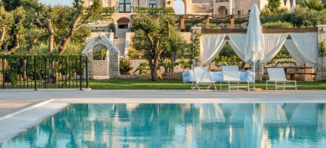 €50 per persona a per notte | Ottolire Resort, Locorotondo, Puglia