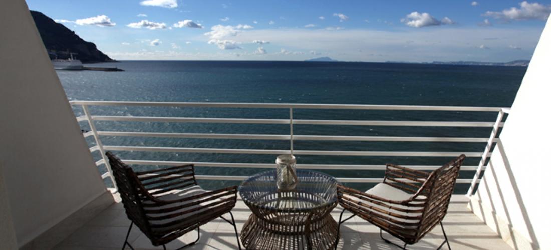 €40 per persona a per notte | Hotel Miramare Stabia, Castellammare di Stabia, Campania