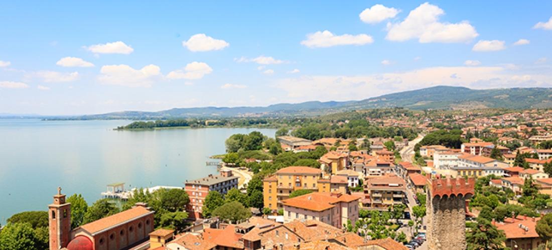 €30 per persona a per notte | Villa Paradiso Village, Passignano sul Trasimeno, Umbria
