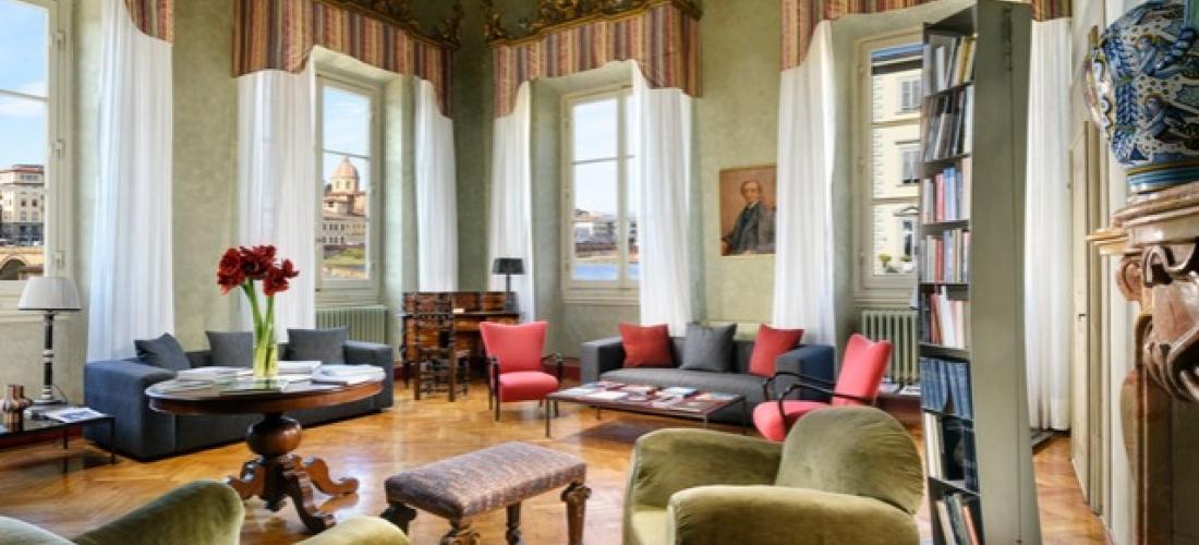 €80 per persona a per notte | Leone Blu Suites UNA Esperienze, Firenze, Toscana