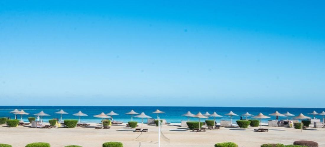 Vacanza all inclusive in stile nubiano sul Mar Rosso, Shams Alam Beach Resort