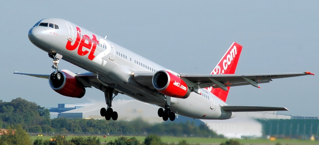 Win a pair of return flights with Jet2