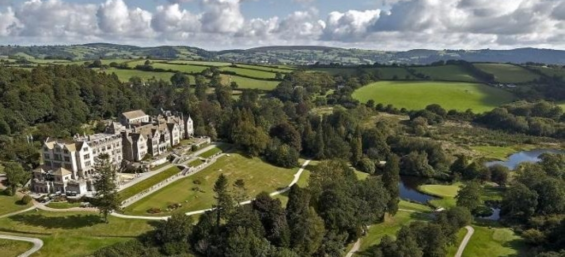 Win a short stay for two at Bovey Castle in Devon