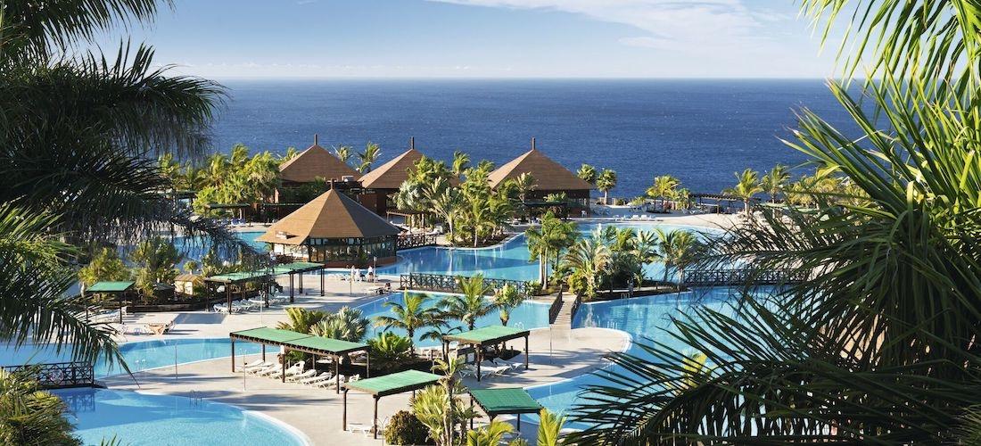 5* all-inclusive La Palma week w/flights