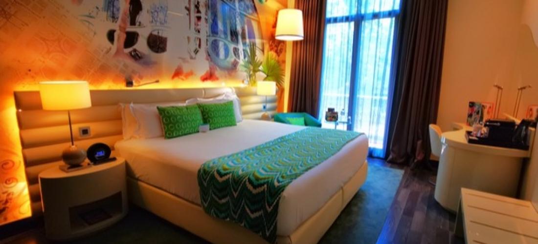 €40 per persona a per notte | Hotel Indigo Barcelona - Plaza Catalunya, Barcellona