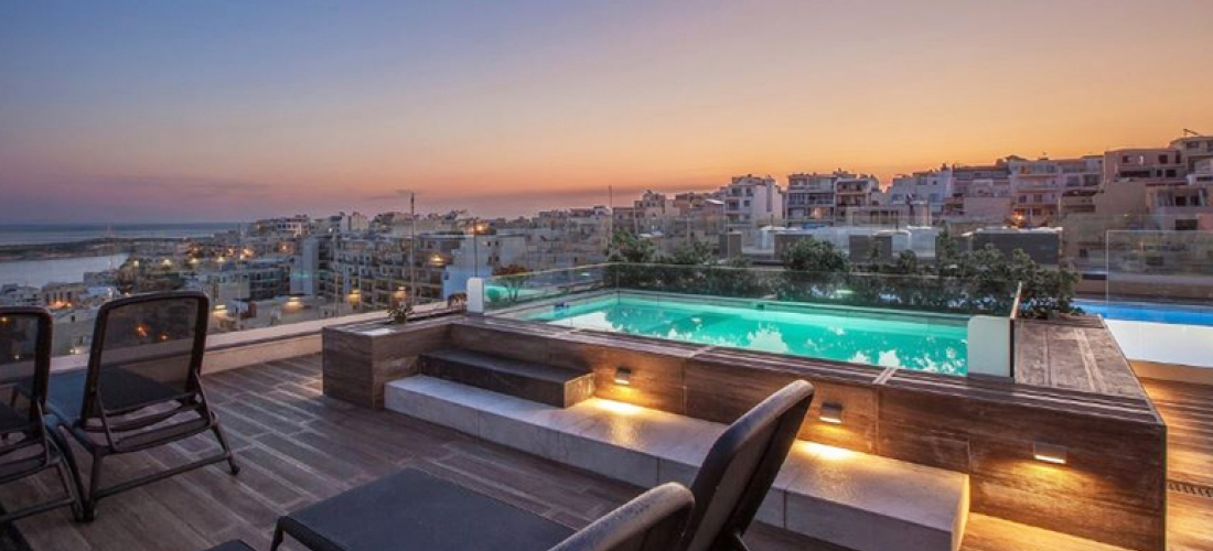Half-Board Malta Getaway  @ St Paul's Bay or Mellieha