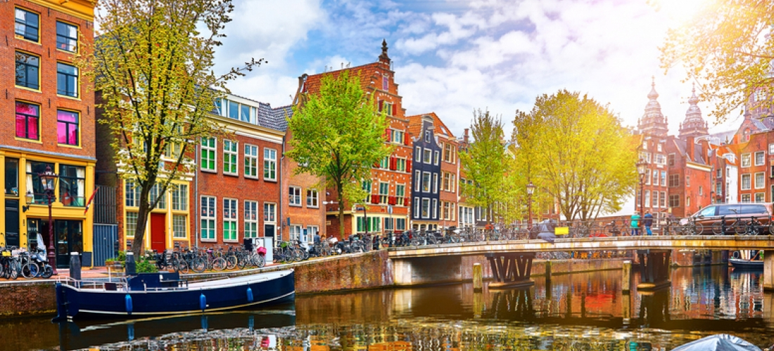 Amsterdam City Escape  - Close to Transport Links!