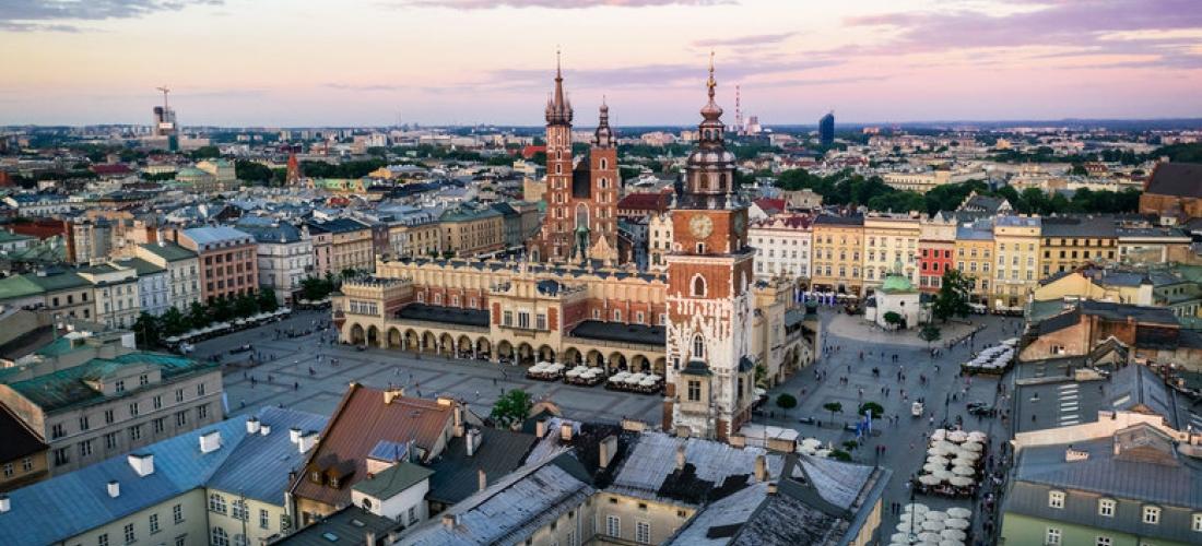 Krakow City Escape, Breakfast  - Optional Salt Mine Tour!