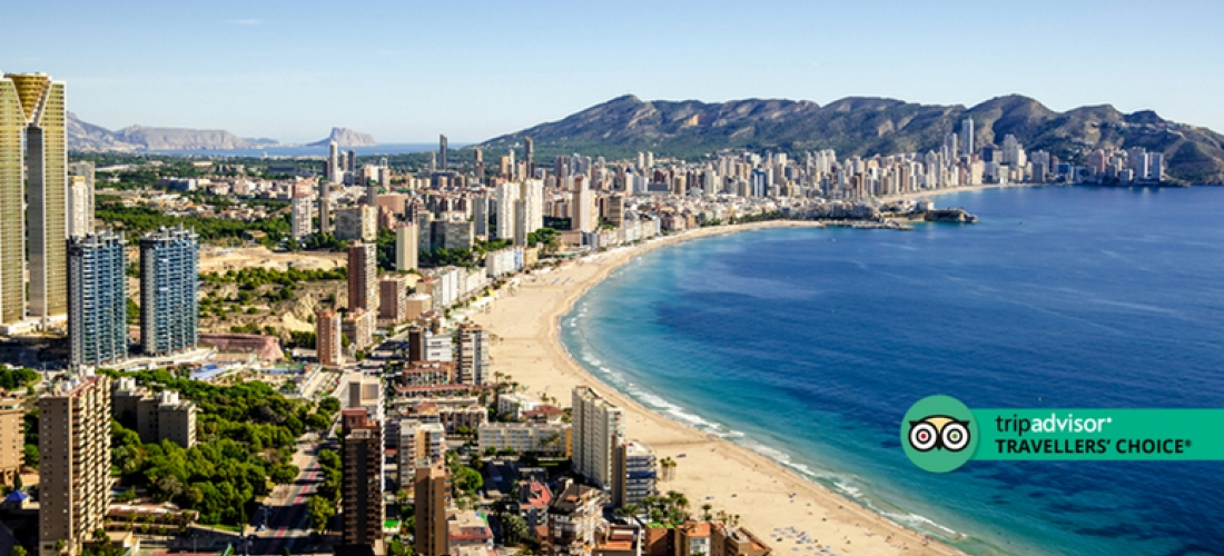 4* All-Inc Benidorm Break  - Travellers' Choice Hotel!