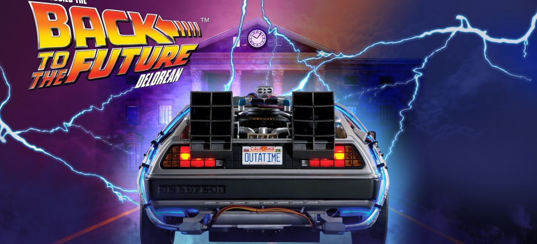Win a Back to the Future trip to Los Angeles + Universal Studios tickets