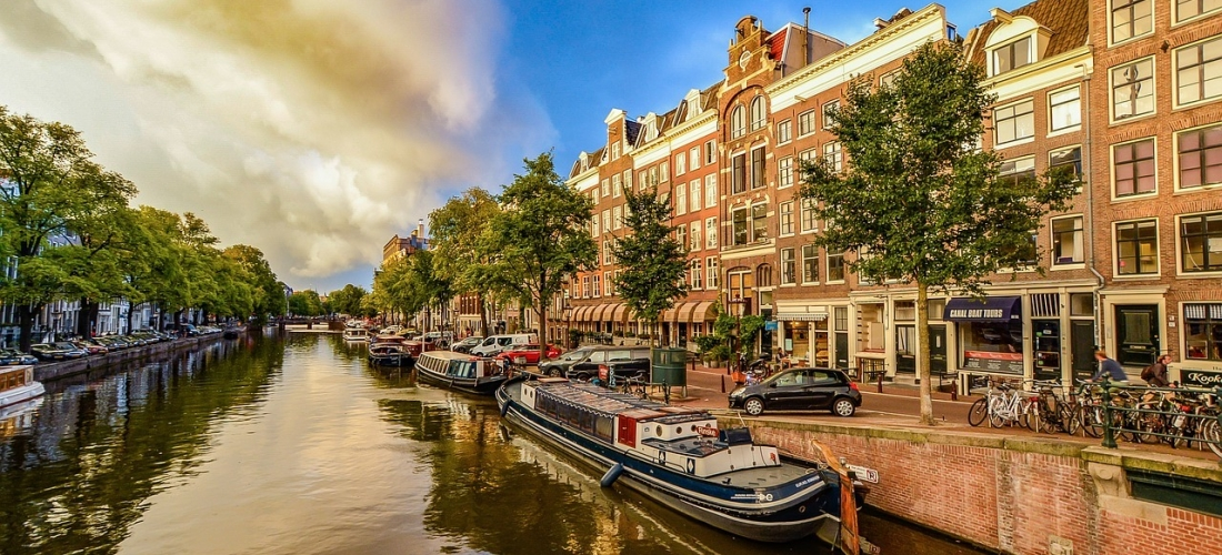 Win a pair of Eurostar return tickets to Amsterdam