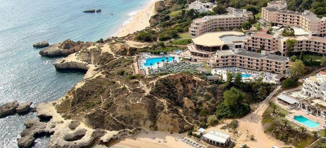 All-Inclusive Portugal Break  - Albufeira Beachfront Resort!