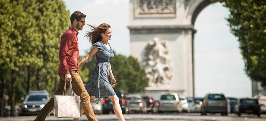 Paris: Double Room for Two with Breakfast atHotel Paris Villette