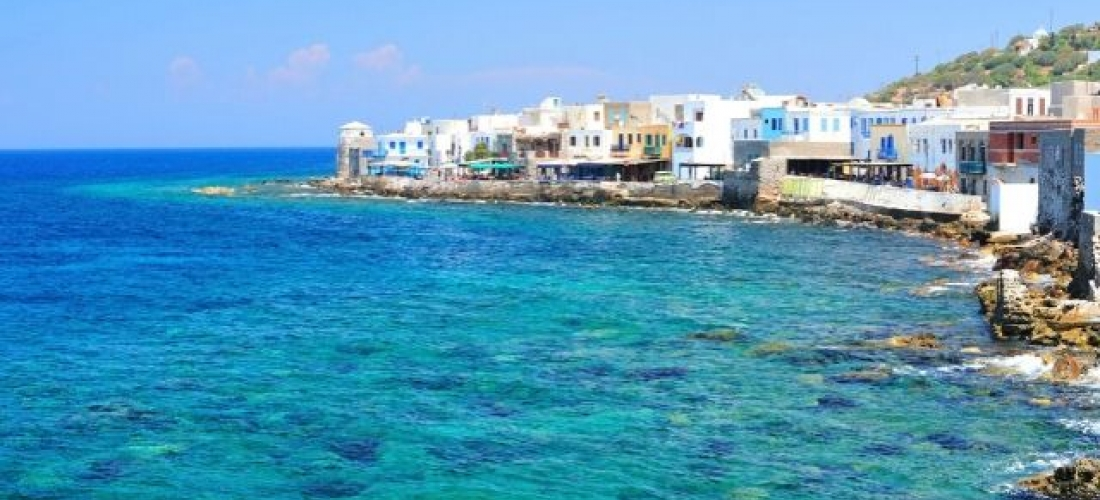 Discover beautiful Kos with car hire