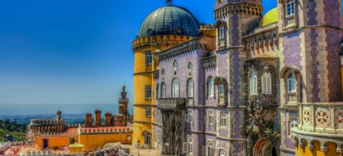 Roadtrip through Portugal's scenic gems, Sintra, Sesimbra, Lisbon, Portugal