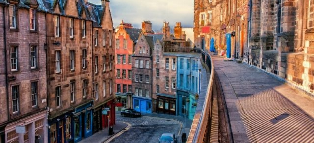 A flavour of Edinburgh, Edinburgh, Scotland