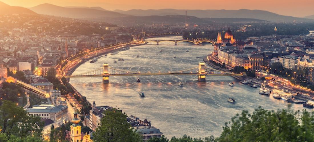 Discover beautiful Buda & Pest